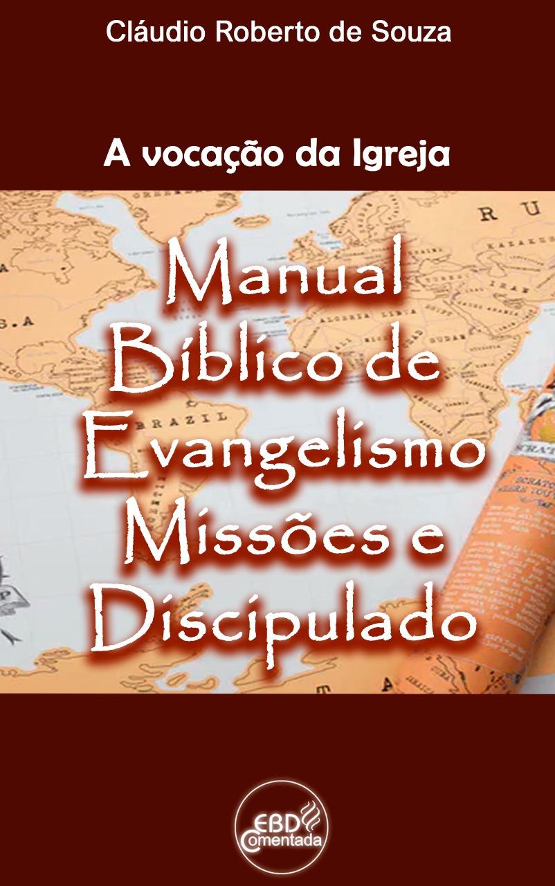 Ebook Evangelismo capa