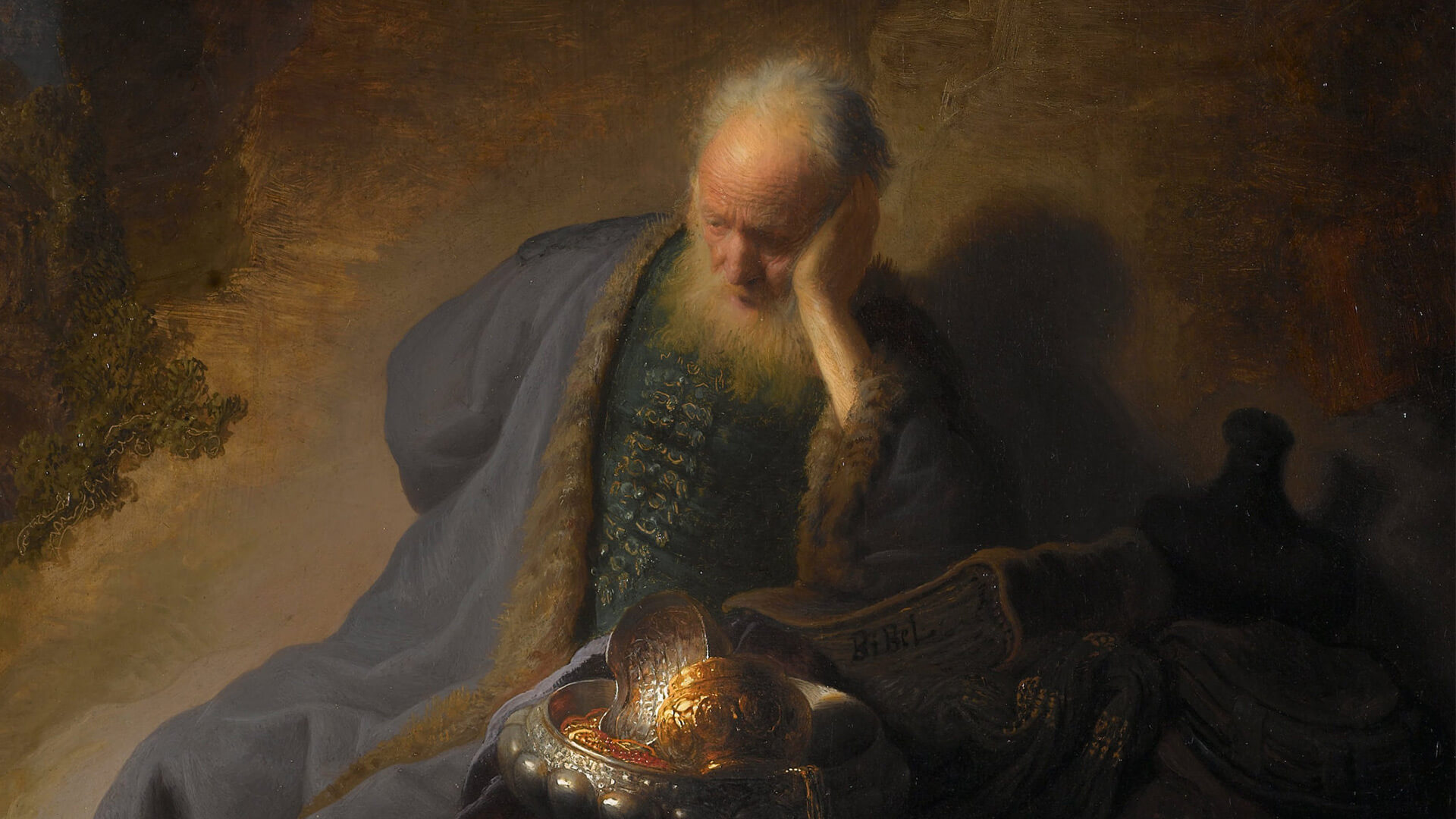 o profeta das lágrimas
